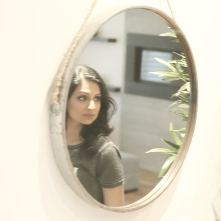Who Is That In The Mirror?