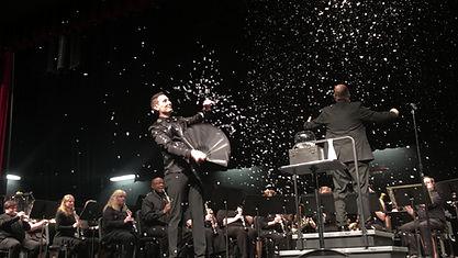 Joey Williams Magician Snow