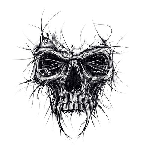 Skull Strokes