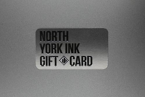 NYI Gift Card