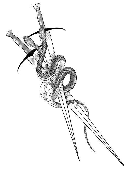 Snakes & Swords