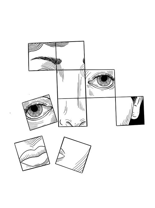 Scrabble Face