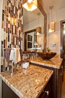 custom tile Buell Construction LLC.