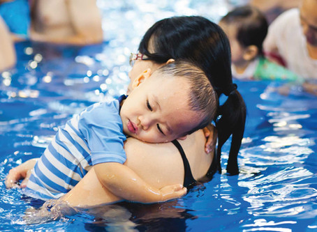 10 TIPS on signing up a SWIM LESSON for your child