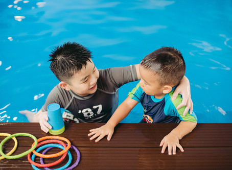 Is your child having enough WaterPlay & ActivePlay swimming activity?