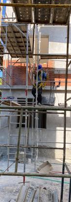 CASATUA - Avanço das obras