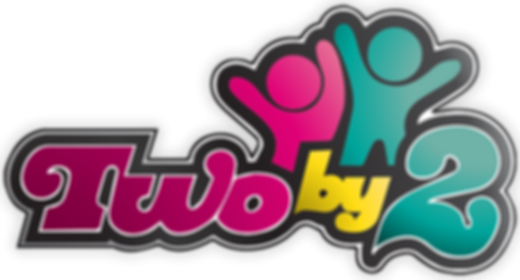 Two by 2 logo