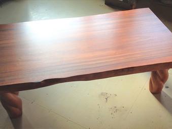 ローテーブルの製作