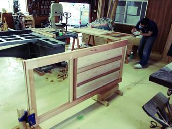 建具の製作