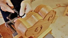 拳木鼻の製作