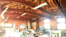 ロア木工のホームページを公開しました