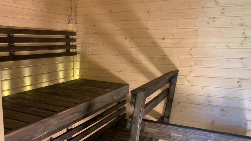Tapaninkatu 6:n taloyhtiön saunatilat