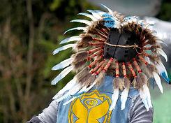 Costume Amérindien