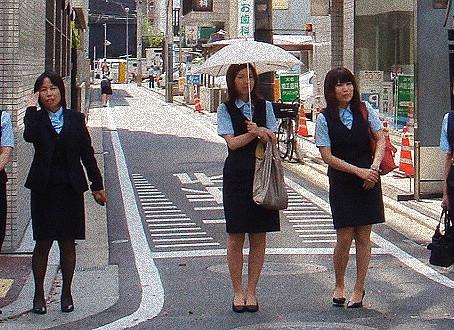 「仕事をしたくないという日本人女性 」