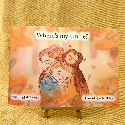 Where's my Uncle children's picture book