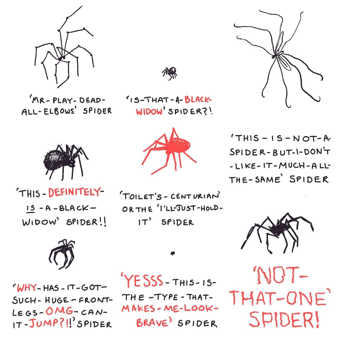 Spiderggeadon