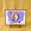 Thumbnail: Scotch Egg Planet Greetings Card