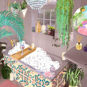 plant-moroccan-bathroom-soap-and-glory-2-abby-hobbs