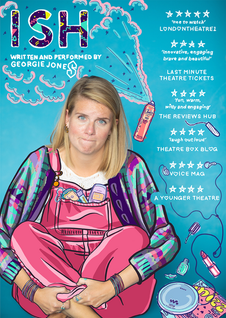 george-jones-ish-comedy-poster-2020-abby-hobbs