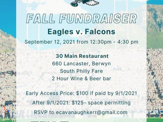 ETRC Fall Fundraiser!