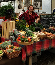 Farm products for sale at Root & Vine Acres in Wynnde BC