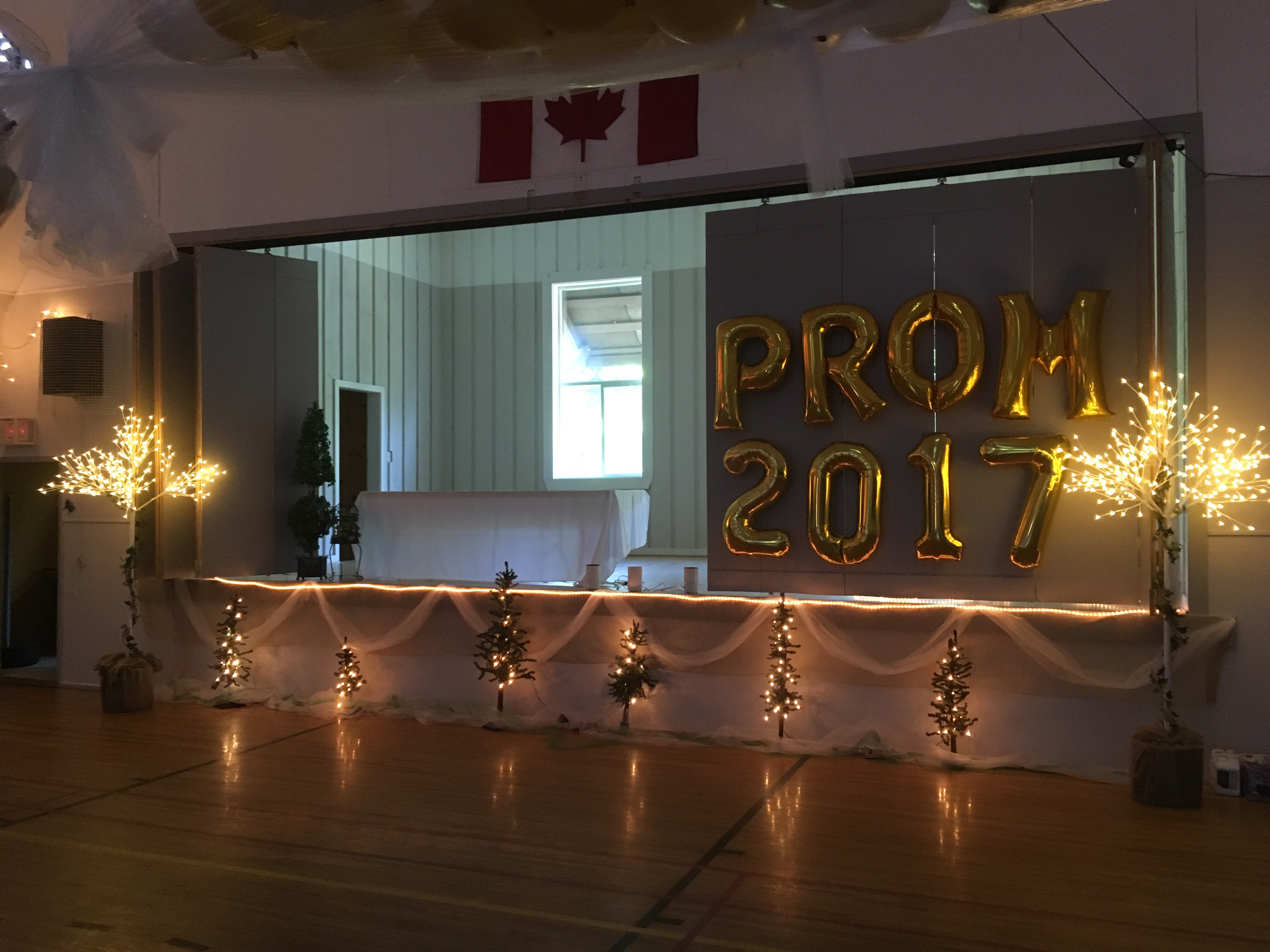 PCSS Prom 2017