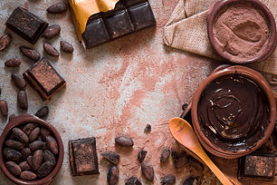 variety-cocoa-products-from-cocoa-beans_