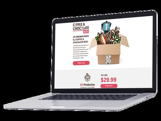 COFFEE & CHOCOLATE BOX: EXPERIENCIA VIRTUAL