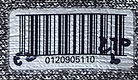 Low-Temp Label on Cut-Resistant Fabric