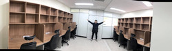 Settle lab!