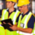 Barcode labels to mange uniform inventory