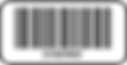 2.5 x 1 Peel & Stick Barcode Label