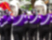 band uniforms using barcode labels