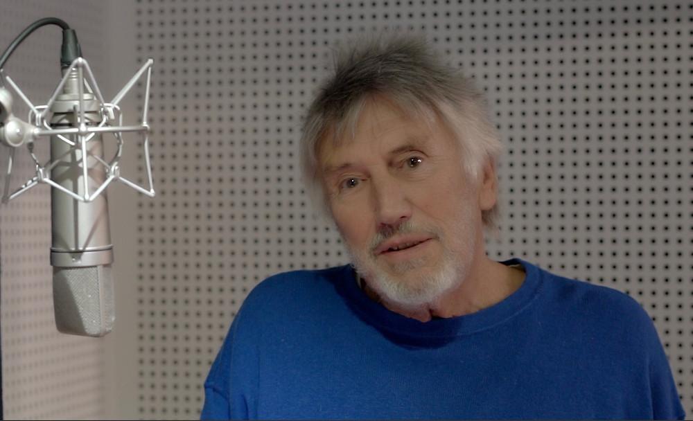 Christian Brückner bei einer weiteren Synchronisation von Robert De Niro