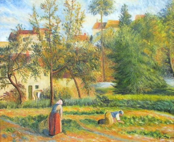 Obrazy maľované na objednávku.