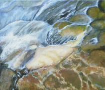 Impresie vody 12 70x60cm