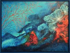Morský svet 1 83x63cm