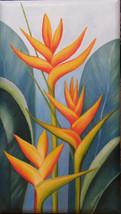 Exotický kvet 40x70cm