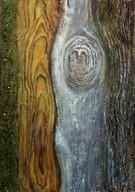 Duch lesa 46x61cm