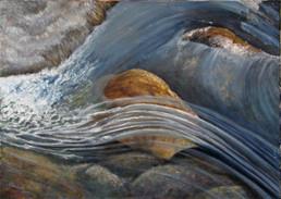 Impresie vody 8 70x50cm