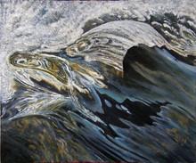 Impresie vody 4 60x50cm