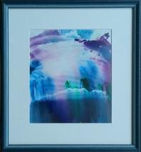 Pútnici v ľadovej krajine 34x37cm