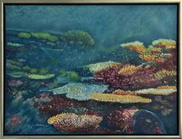 Morský svet 3 85x65cm