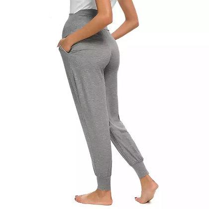 Pants de maternidad Yoga gris