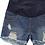 Thumbnail: Shorts mezclilla maternidad