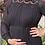 Thumbnail: Vestido maternidad midi plisado