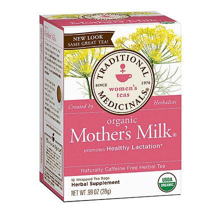 Té Mothers Milk promotor de la lactancia