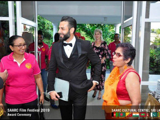 Hassan Nazer, Head of Jury @9th SAARC International film festival