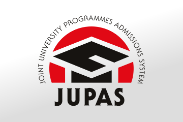 JUPAS Admission Application 2021/22