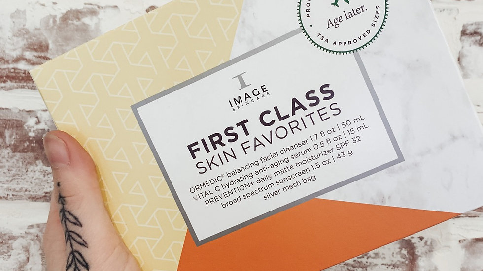 Image First Class Skin Favorites